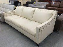 Elite Leather Sofa Reviews Nicoletti Dorian Leather Sofa 88 W X 37 D X 31 H Squared Lines