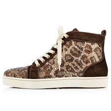 louboutin leopard elsoc