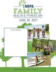 family fitness day june 10