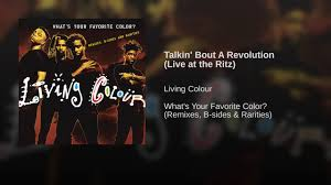 talkin u0027 bout a revolution live at the ritz youtube