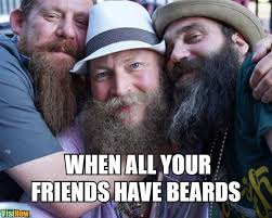 No Beard Meme - please provide me with a recipe to grow full beard am 25 and still