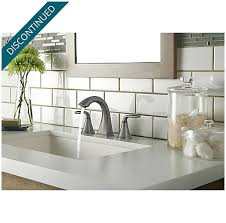 slate pasadena widespread bath faucet f 049 pdsl pfister faucets