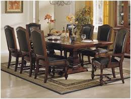 Brown Leather Dining Room Chairs Dining Room Chairs Leather Provisionsdining Com