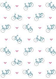 Halloween Printable Patterns Free Printable Bicycle Pattern Paper Bicycle Free Printables