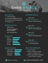 Professional Font For Resume Make An Enduring First Impression On Hirers With A Bold And