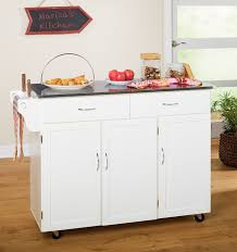 birch kitchen island garrettsville kitchen island with stainless steel top reviews