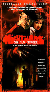 film horror wes craven a nightmare on elm street home video nightmare on elm street