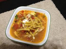 cooking light chicken tortilla soup my cooking wonders chicken tortilla soup