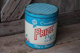 crouthamel u0027s prize potato chip tin quakertown