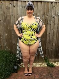 Backyard Bbw Becky Barnes Blog Plus Size Blogger Style Gorgeous Swimwear