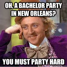 Party Hard Memes - scared bachelor party meme bachelor best of the funny meme