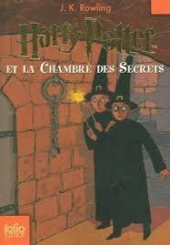 la chambre des secrets harry potter et la chambre des secrets j k rowling 9782070612376