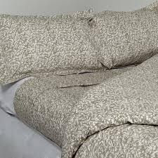 cotton lavender bed linen duvet cover by tonder u0026 tonder