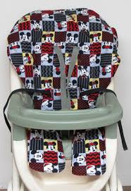 Mickey Mouse Chair Covers Graco High Chair Cover Pad Replacement Minnie Mouse Mickey