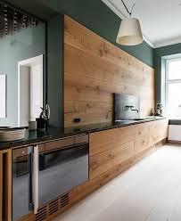 green kitchen walls modern modern orange kitchen in green and