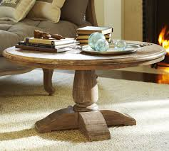 coffee table interesting round wooden coffee table ideas small