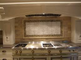Kitchen Range Backsplash Custom Backsplash La Cornue Range Westfield Nj
