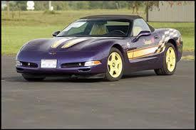 1998 corvette pace car for sale the chevrolet corvette pace car registry mecum bob mcdorman
