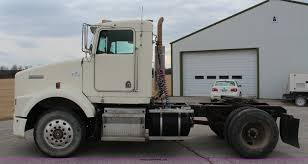 new kenworth t800 trucks for sale 1995 kenworth t800 semi truck item k7097 sold april 23