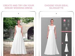 find a wedding dress now apps to help brides track the wedding gown