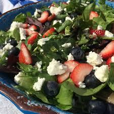 red white u0026 blue salad u2014 measure u0026 pinch