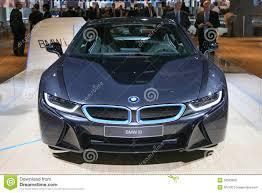 hybrid cars bmw plug in hybrid sports car bmw i8 editorial image image 33585930
