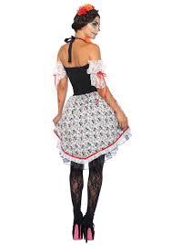 Mexican Woman Halloween Costume Women U0027s Sugar Skull Senorita Costume