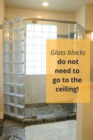 the 13 best images about contemporary glass block walls on pinterest