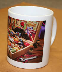 Heated Coffee Mug Common Mistakes When Using Sublimation Joto Paper