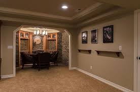 How To Finish A Basement Ceiling by 25 Inspiring Finished Basement Designs