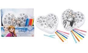 frozen colour cushion groupon goods