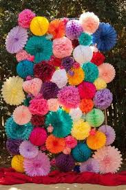 Wedding Backdrop Australia Colourful Mexican Wedding Theme Cocobride Custom Bohemian