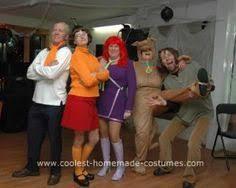 Halloween Costumes Scooby Doo Coolest Gilligan U0027s Island Group Costume Costumes Halloween