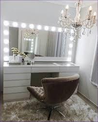 Contemporary Makeup Vanity Bedroom Magnificent Makeup Vanities With Lights Ikea Vanity