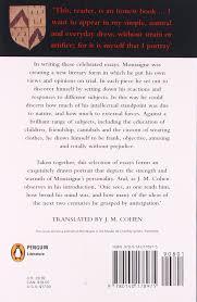 penguin writing paper essays penguin classics amazon co uk michel de montaigne john essays penguin classics amazon co uk michel de montaigne john cohen 9780140178975 books