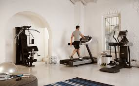 ideal temperature and humidity for a home gym