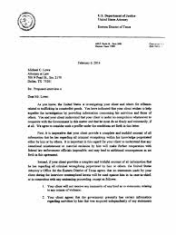 sample proffer letter from u s attorney united states attorney