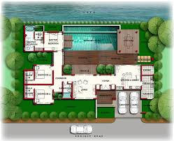 luxury house plans with pools bright and modern house floor plans with pool 12 pools luxury home
