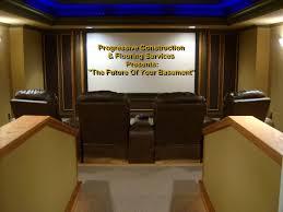 atlanta basement finishing remodeling and design progressive