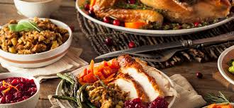 thanksgiving dinner in altitudes bistro grouse mountain the