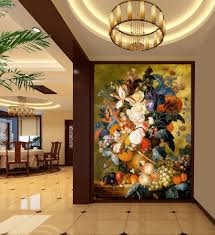 Hallway Wall Decor by Aliexpress Com Buy European 3d Painting Canvas Living Room Tv