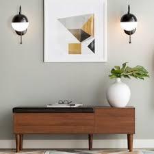 modern entryway storage cool elegant modern entryway mirror with
