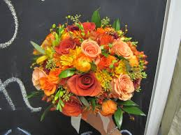 Flowers For November Wedding - excellent fall wedding flower bouquet ideas with flowers for fall