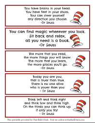 101 best dr seuss quotes images on free printables