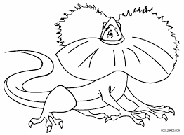 cloring pages printable lizard coloring pages for kids