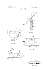 Patent Us3807089 Plant Trellis System And Stake Support Therefor