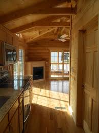 Log Floor by 7 Awesome Log Cabins On Wheels Log Cabin Hub
