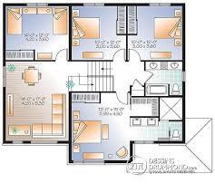 plan maison etage 4 chambres gratuit modele plan maison etage gratuit newsindo co