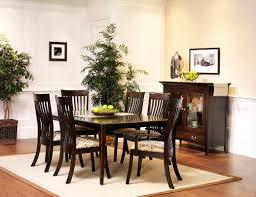 Amish Dining Room Chairs English Shaker Dining Room Amish Furniture Designed English