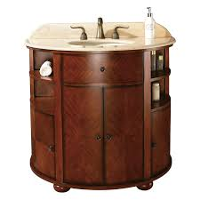 Bathroom Single Vanity by 38